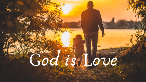 God is love family devotional