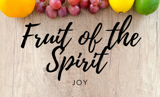 true joy fruit of the spirit devotional