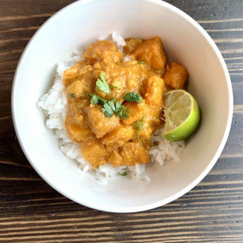 Thai Curry Butternut Squash